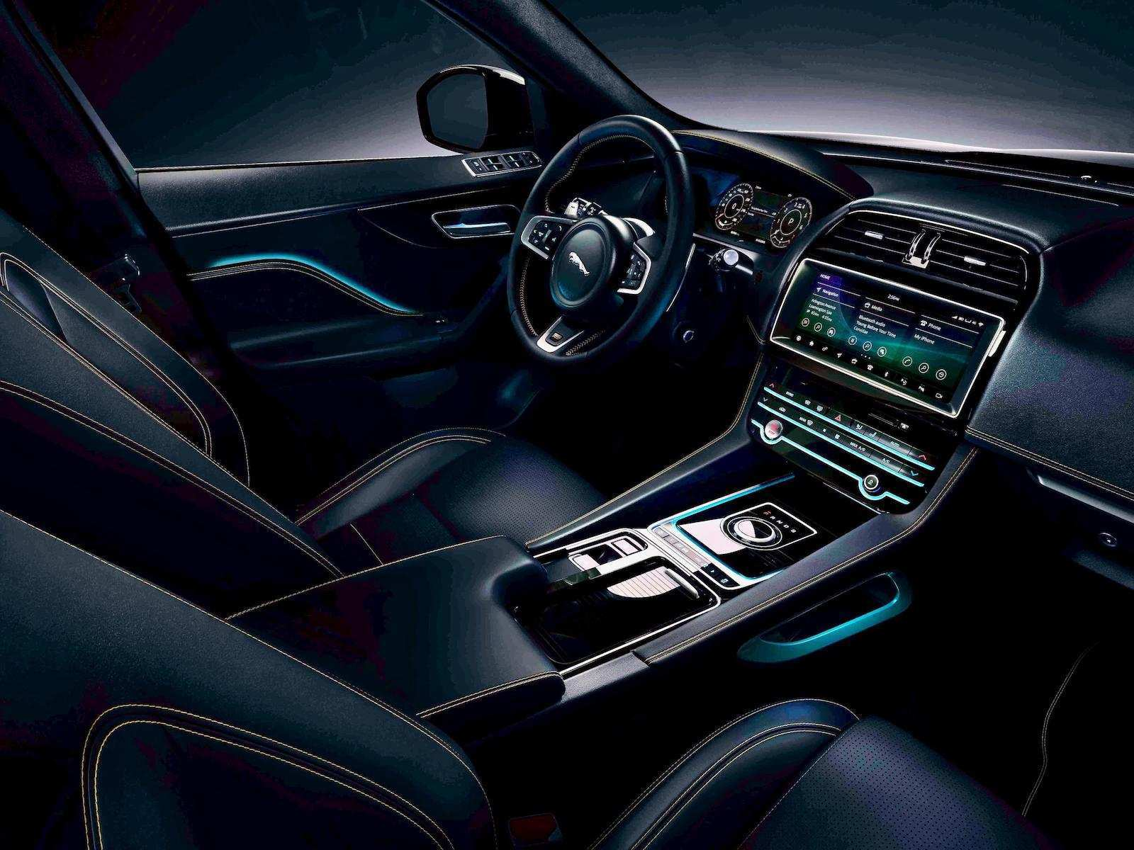 87 New Jaguar F Pace 2020 Interior Ratings