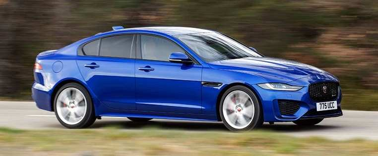 87 New Jaguar Xf Facelift 2019 Pictures