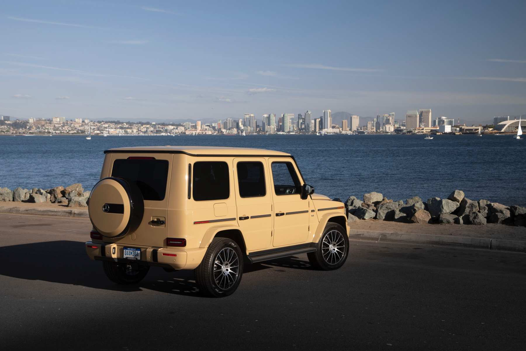 87 New Mercedes 2019 G Wagon Redesign And Concept