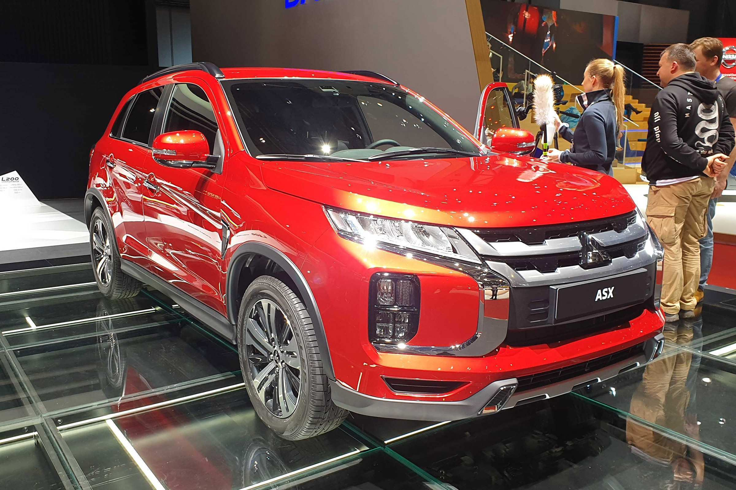 87 New New Mitsubishi Asx 2020 New Model And Performance