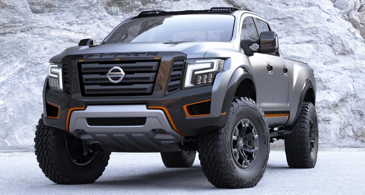 87 New Nissan Titan 2020 Overview