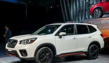 87 New Subaru Forester Sti 2020 Price Design And Review