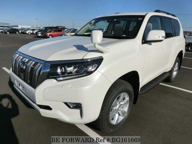 87 New Toyota Prado 2019 Reviews