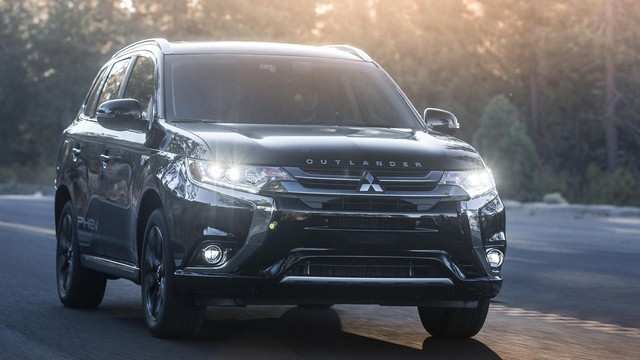87 New Wegenbelasting Mitsubishi Outlander Phev 2020 Exterior And Interior