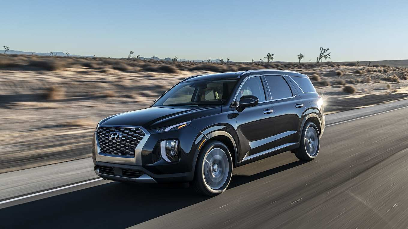 87 New When Is The 2020 Hyundai Palisade Coming Out Review And Release Date