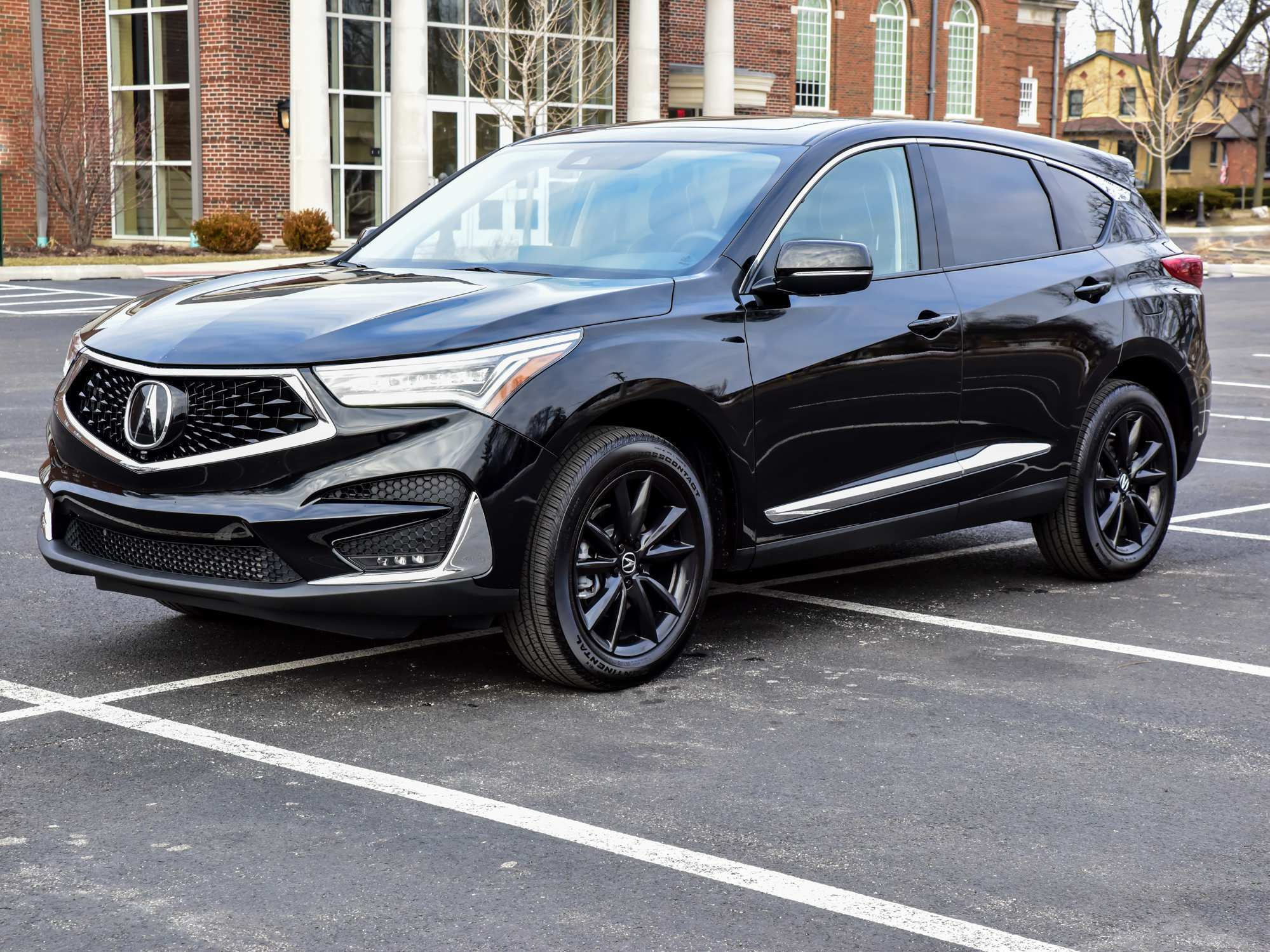 87 The 2019 Acura RDX Exterior And Interior