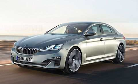 87 The 2019 BMW 3 Series Redesign