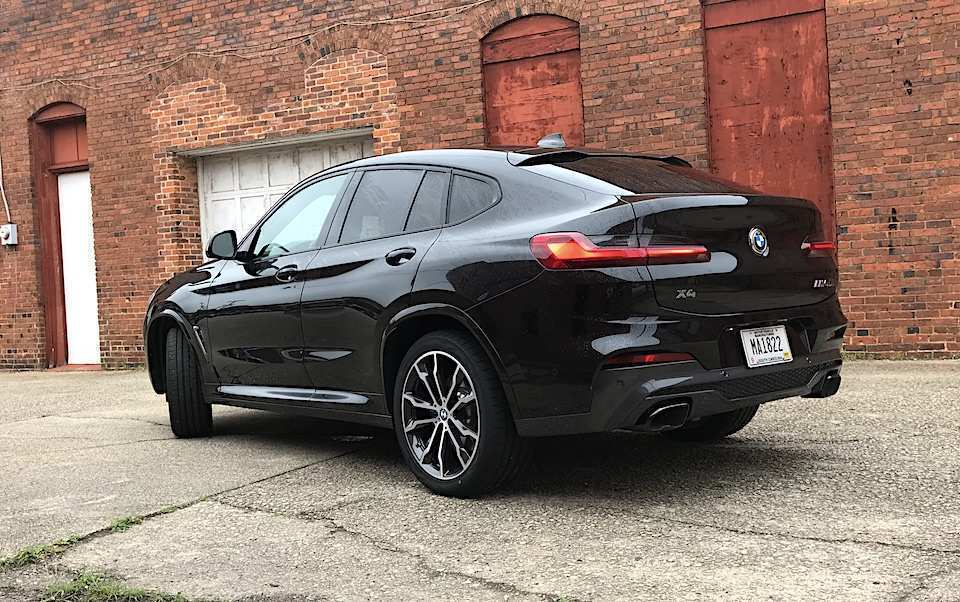 87 The 2019 BMW X4 Redesign And Concept