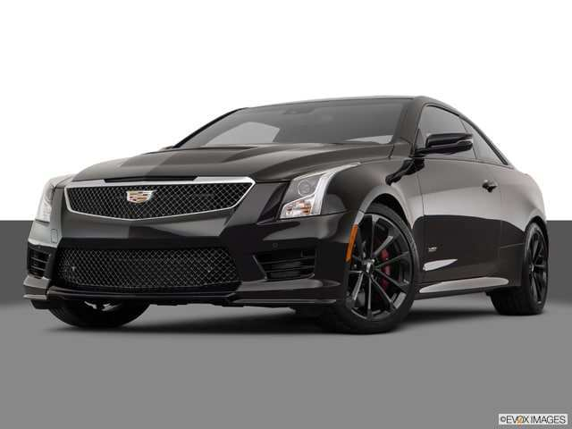 87 The 2019 Cadillac ATS V Coupe Images
