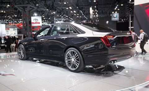 87 The 2019 Cadillac CT6 History