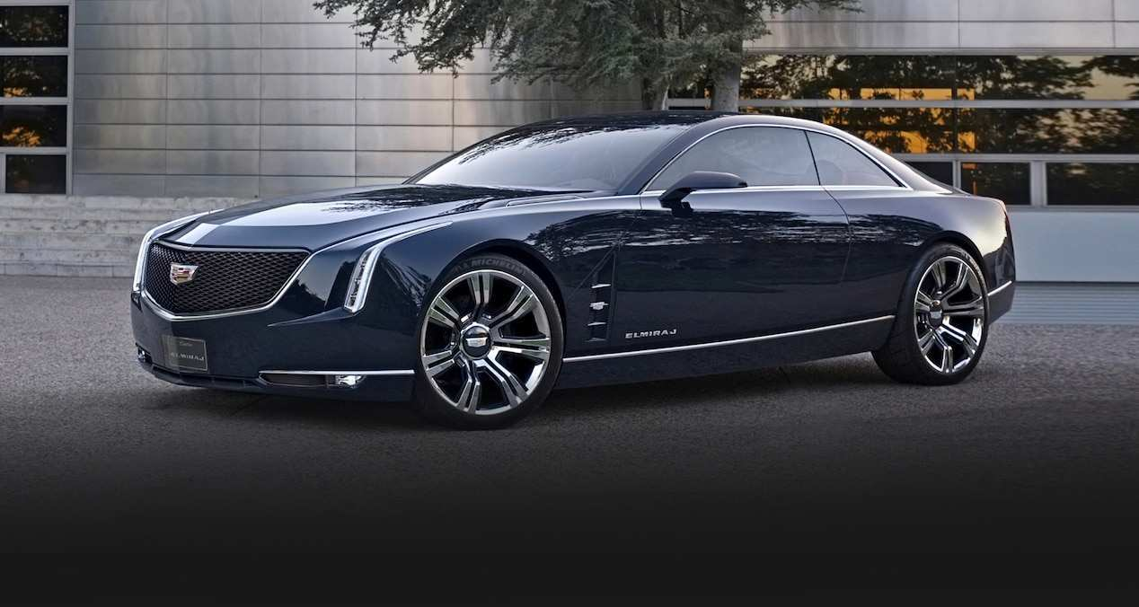 87 The 2019 Cadillac Elmiraj Ratings