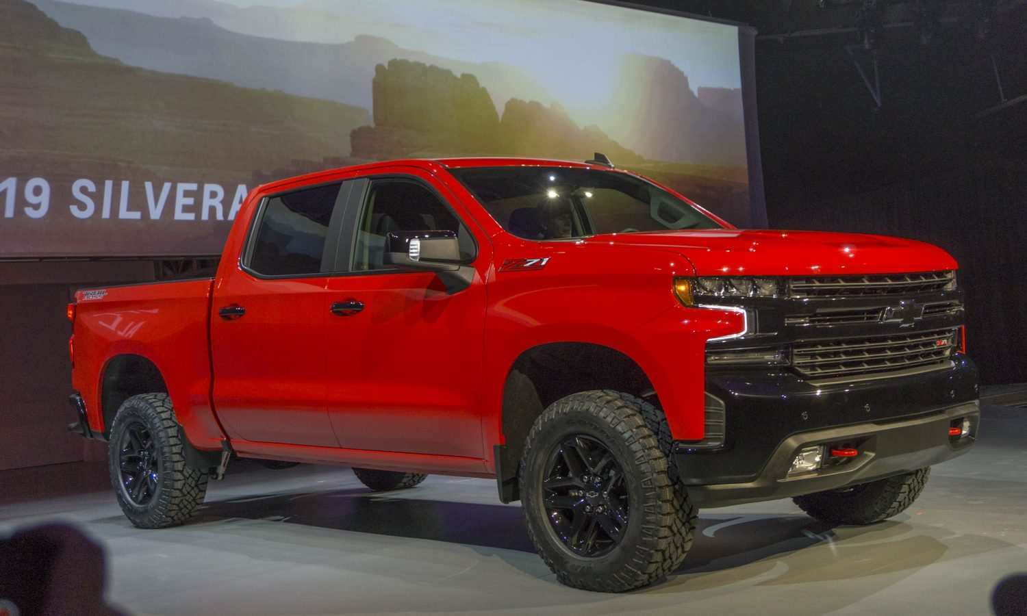87 The 2019 Chevy Reaper Engine