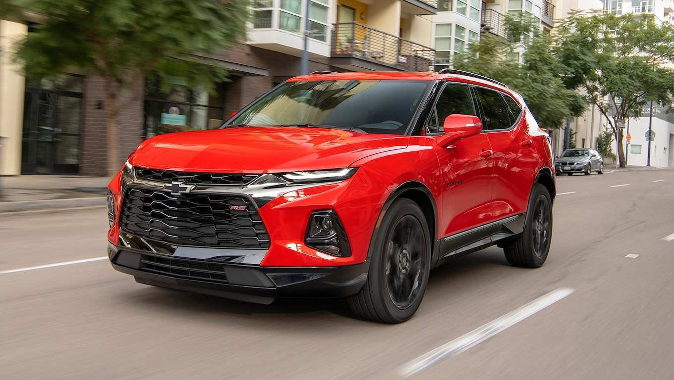 87 The 2019 Chevy Trailblazer Spesification