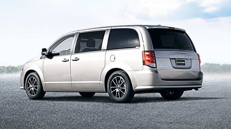 87 The 2019 Dodge Caravan New Concept