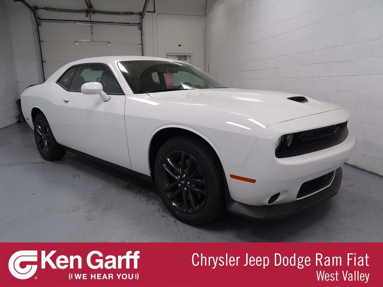 87 The 2019 Dodge Challenger Spesification