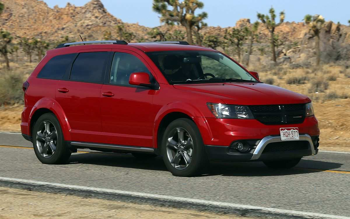 87 The 2019 Dodge Journey Srt Configurations
