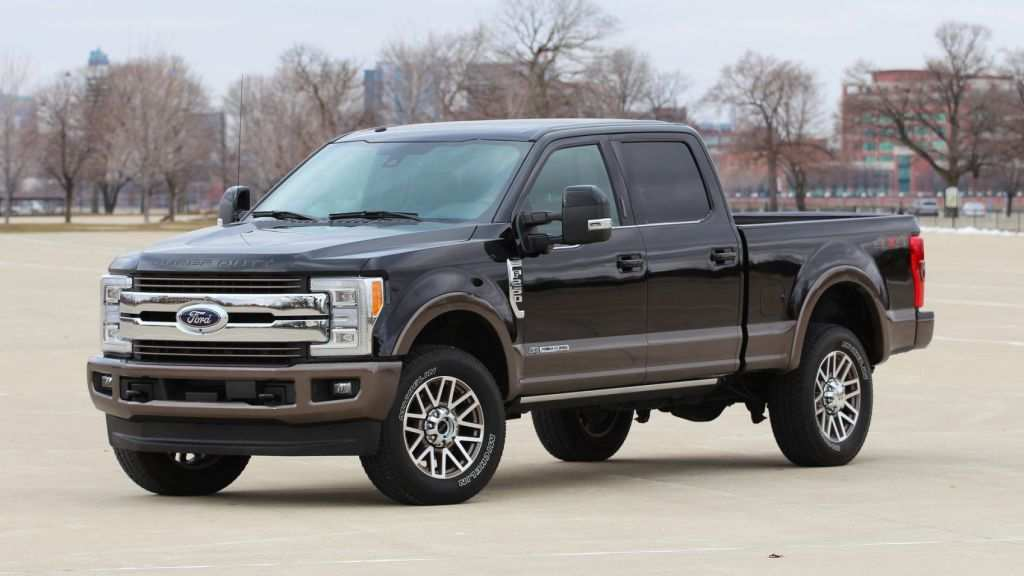 87 The 2019 Ford Excursion Diesel Speed Test