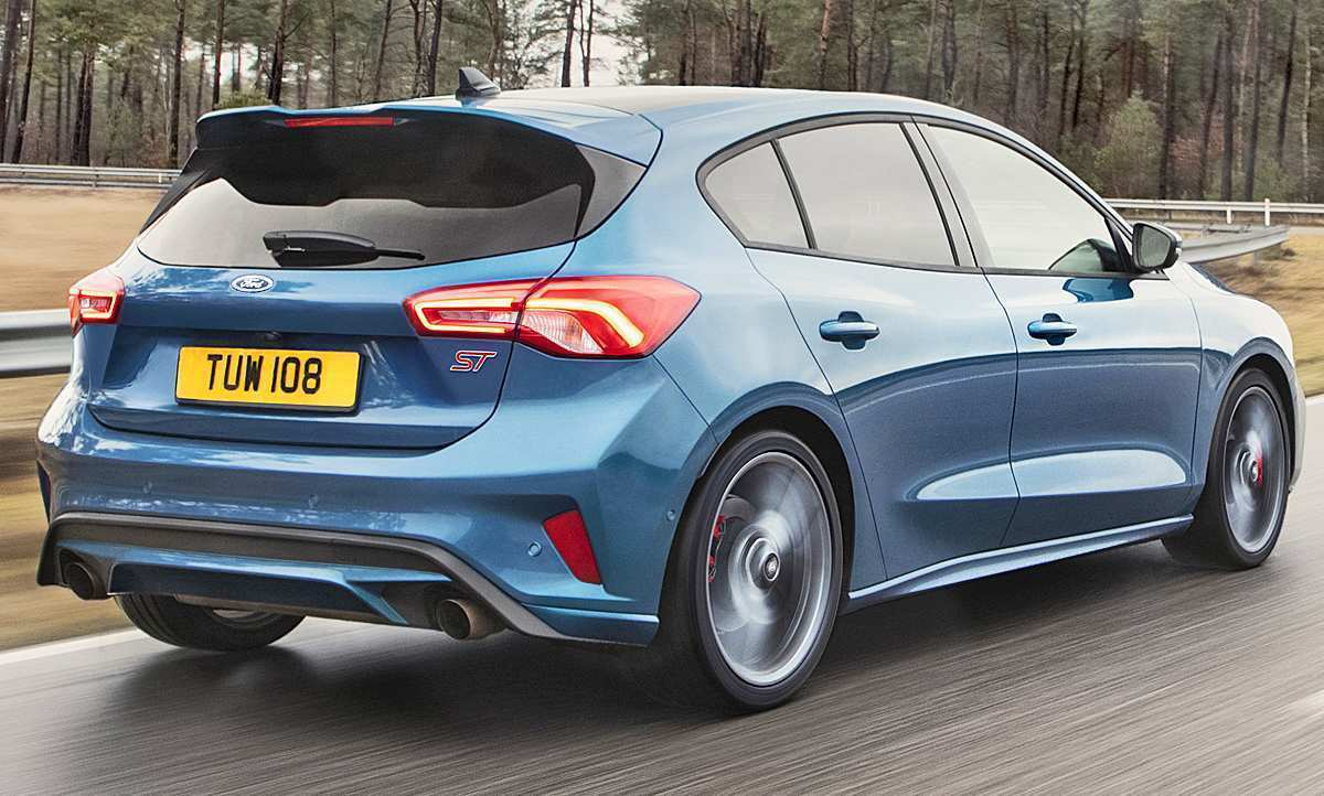 87 The 2019 Ford Focus Review