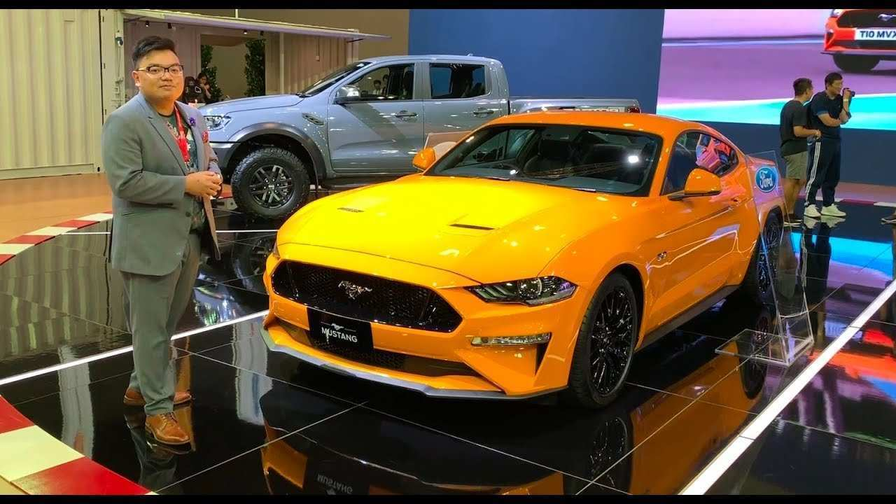 87 The 2019 Ford Mustangand History