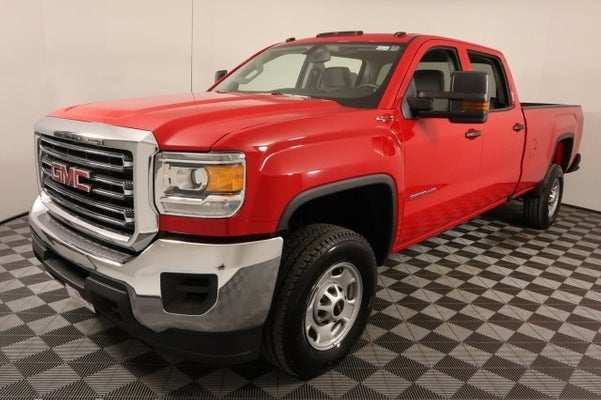87 The 2019 GMC Sierra 2500Hd Configurations