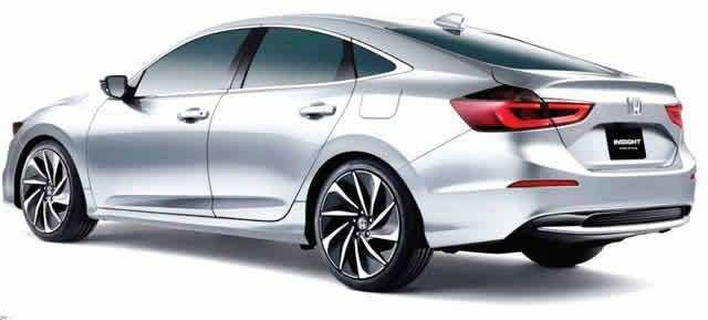 87 The 2019 Honda City Pictures