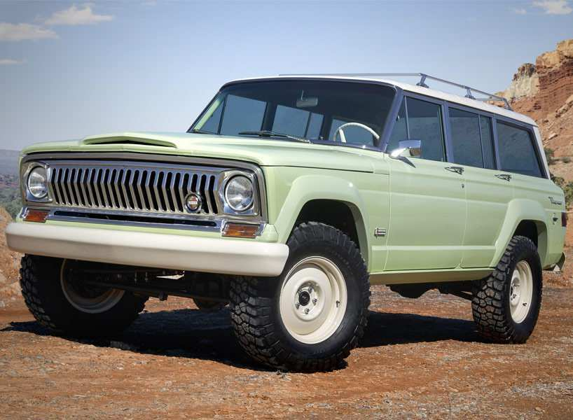 87 The 2019 Jeep Jeepster Concept And Review