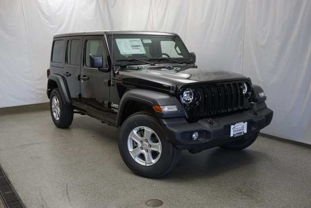 87 The 2019 Jeep Wrangler Unlimited Engine