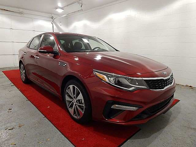 87 The 2019 Kia Optima Price