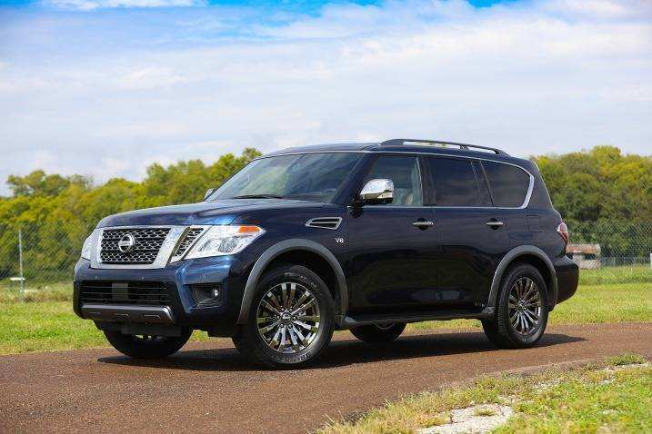 87 The 2019 Nissan Armada Picture