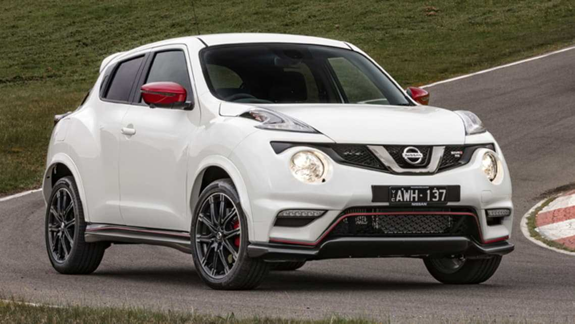 87 The 2019 Nissan Juke Price