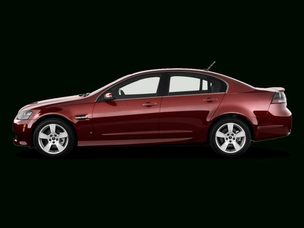 87 The 2019 Pontiac G8 Gt Exterior