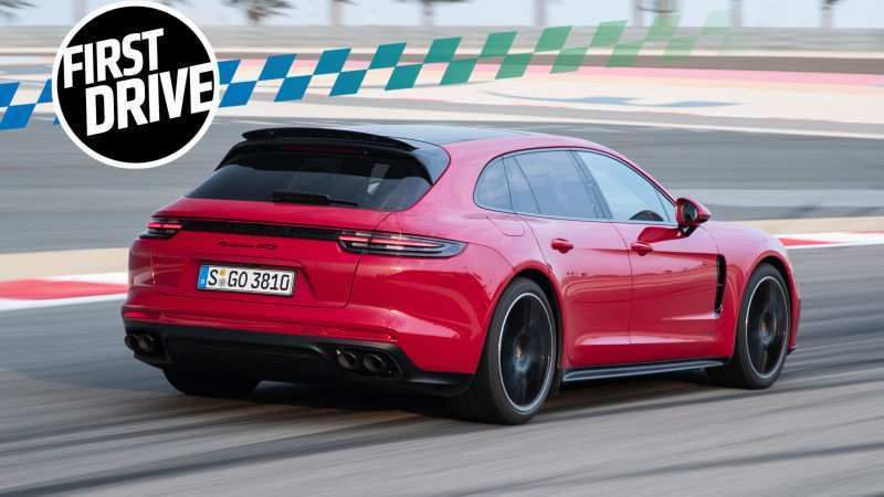 87 The 2019 Porsche Panamera Performance And New Engine