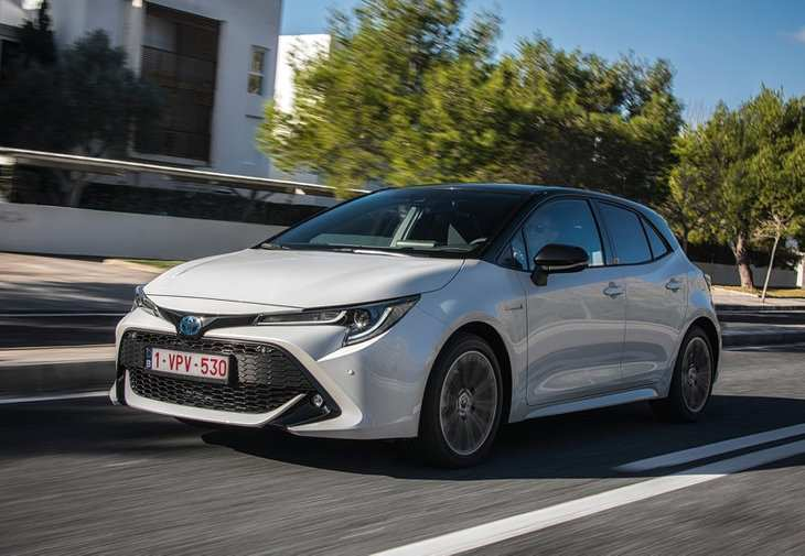 87 The 2019 Toyota Corolla Hatchback Configurations