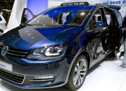 87 The 2019 Volkswagen Sharan First Drive