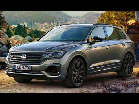 87 The 2019 Volkswagen Touareg Release Date