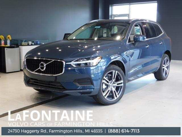 87 The 2019 Volvo XC60 First Drive