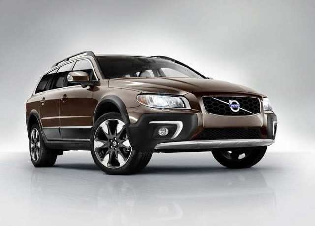 87 The 2019 Volvo Xc70 First Drive