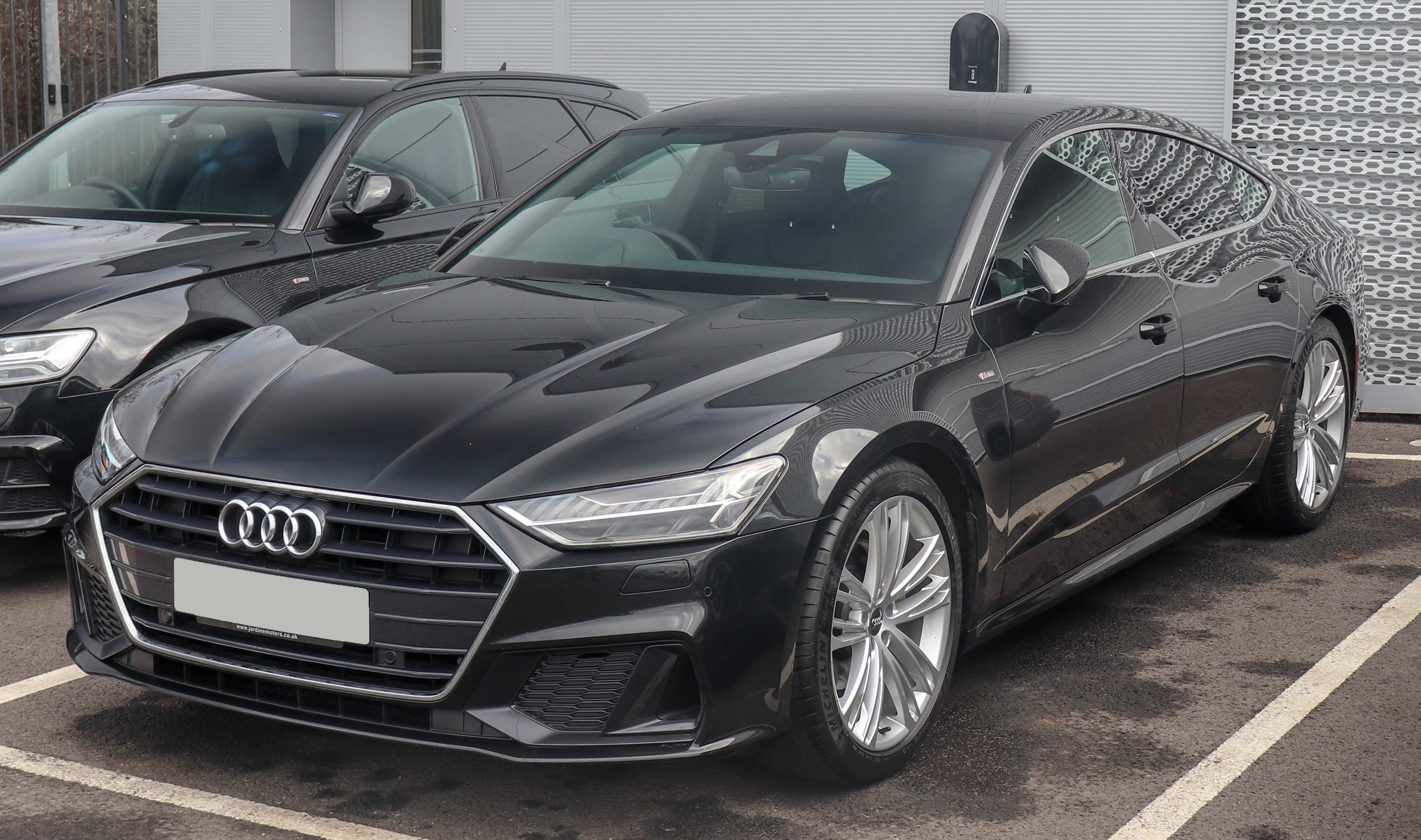 87 The 2020 Audi A7 Colors First Drive