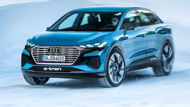 87 The 2020 Audi E Tron Suv New Review