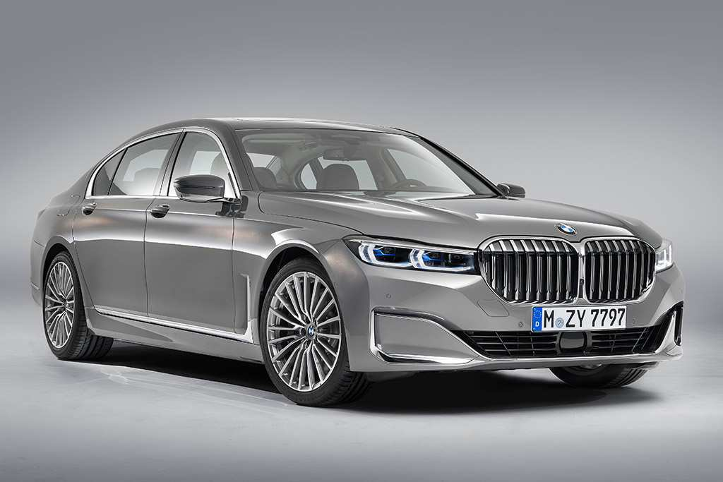 87 The 2020 BMW 7 Series Order Guide Performance