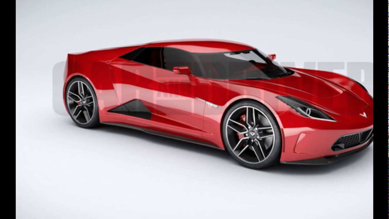87 The 2020 Corvette Stingray Picture