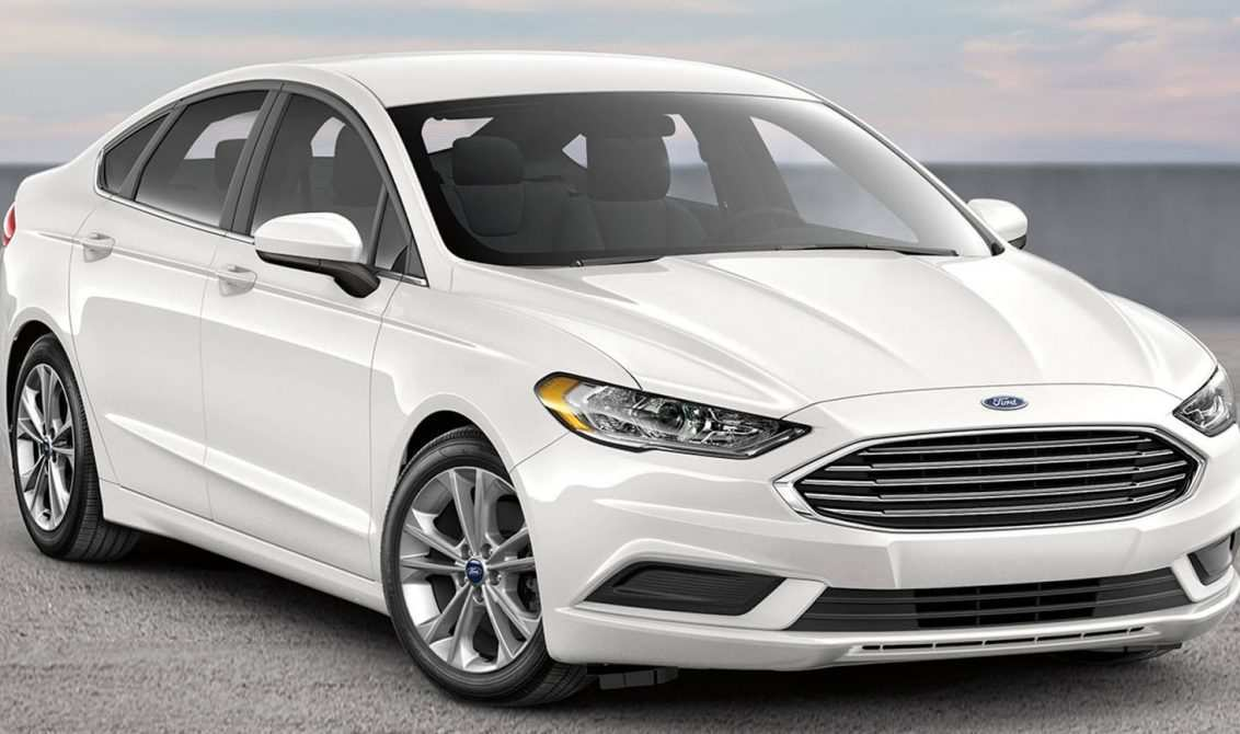 87 The 2020 Ford Fusion Pictures