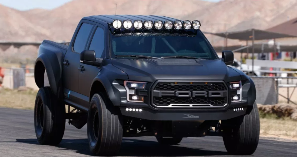 87 The 2020 Ford Raptor History
