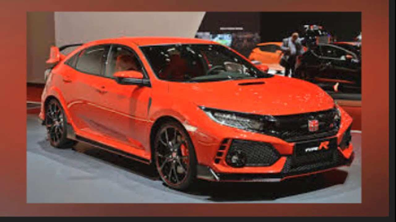 87 The 2020 Honda Civic Si Concept And Review