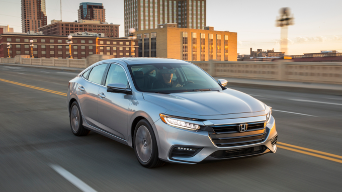 87 The 2020 Honda Insight Overview