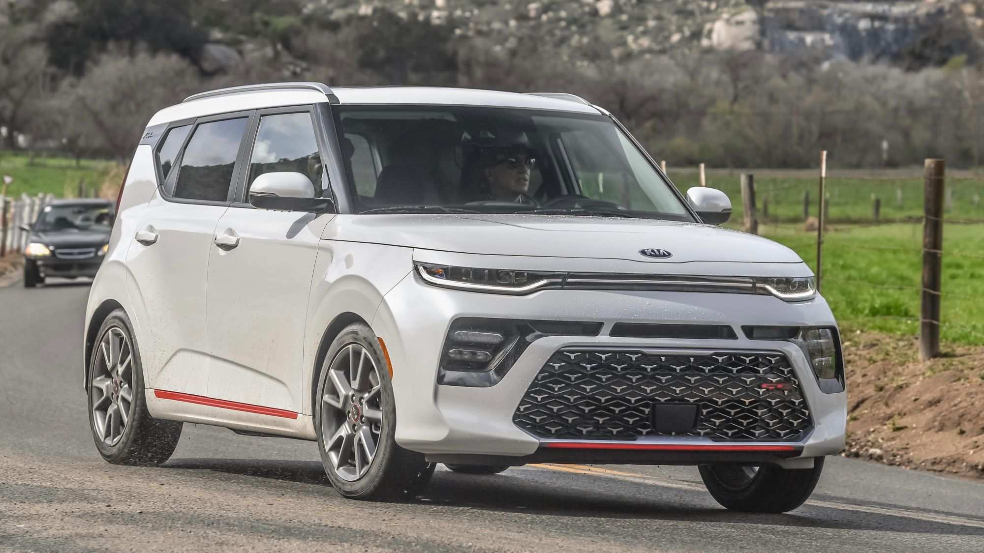 87 The 2020 Kia Soul Gt Turbo Model
