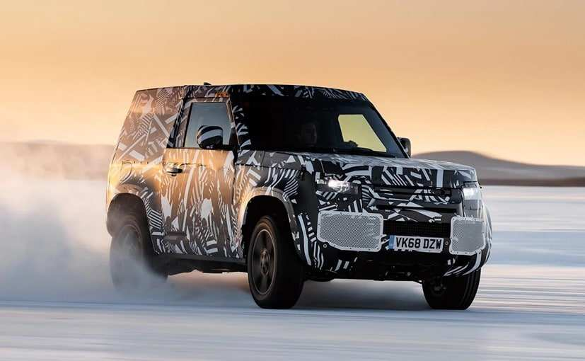 87 The 2020 Land Rover Defender Price And Release Date