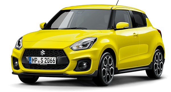 87 The 2020 New Suzuki Swift Sport Performance