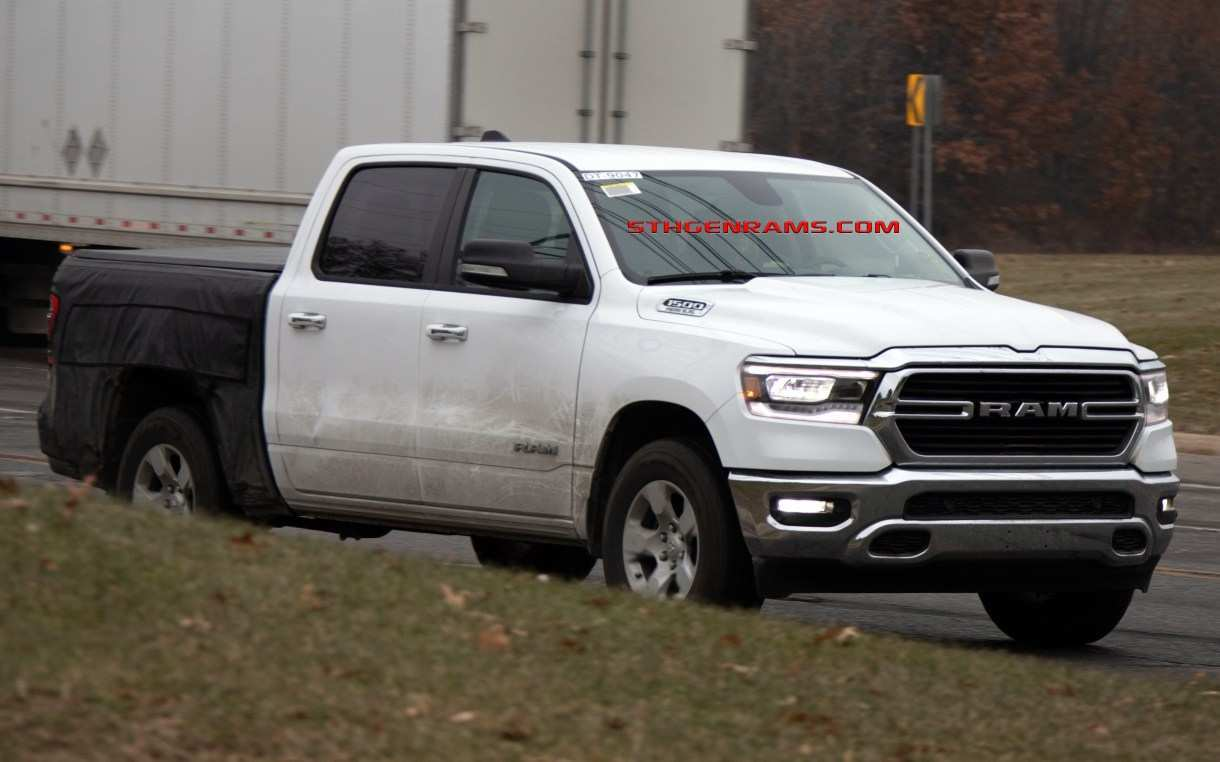 87 The 2020 RAM 1500 Pictures