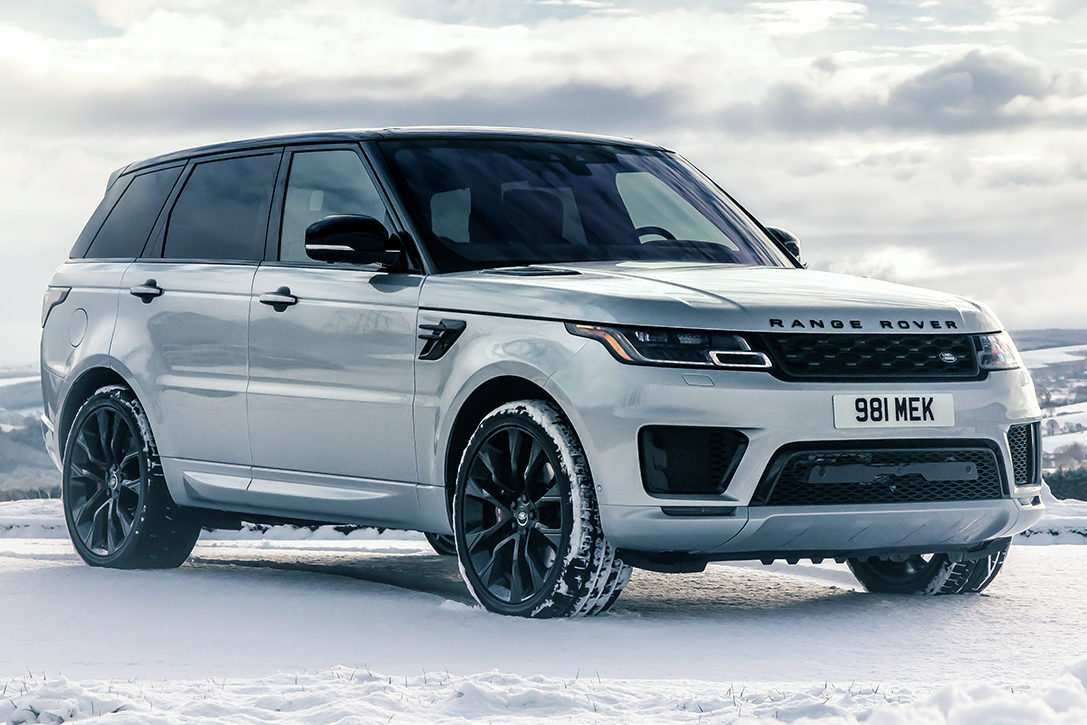 87 The 2020 Range Rover Sport Price